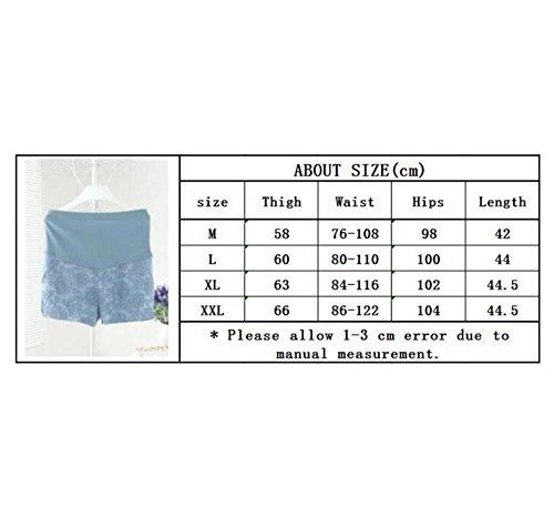 Huateng Shorts Huateng casual maternit Shorts 1Oqd1Ex