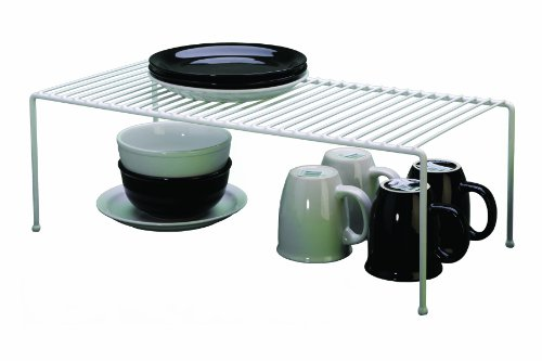 Panacea Grayline 40722 Helper Shelf, X-Large, White