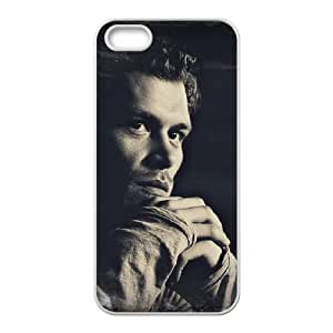C-EUR Diy Joseph Morgan Hard Back Case for Iphone 5 5g 5s