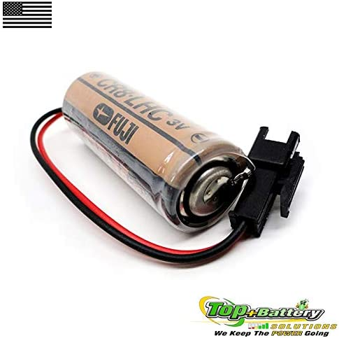 Replacement Battery for Auto Matic Flusher Fuji CR8-LHC Battery 3v Qty.10