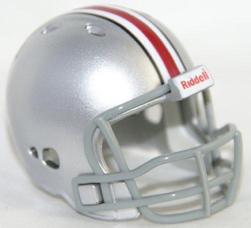 OHIO STATE BUCKEYES Riddell Revolution POCKET PRO Mini Football Helmet ()