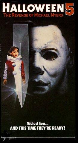 Halloween 5 [VHS]