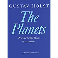Planets (Complete): Piano Duet