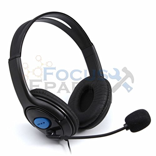 Fashion Wired Game Gaming Headset Headphones with Microphone for PS4 PC Laptop -