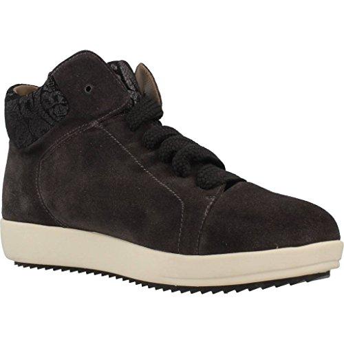 Calzado deportivo para mujer, color gris , marca STONEFLY, modelo Calzado Deportivo Para Mujer STONEFLY SCUBA 3 VELOUR/BROCC Gris gris