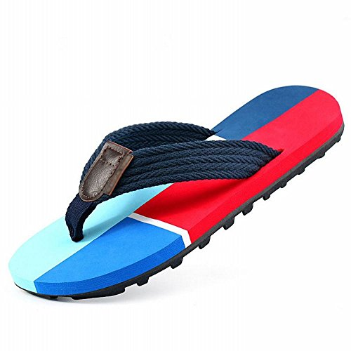 Los An Fondo A Verano De Europa Hechizo Tendencia Zapatos Antideslizante Y Playa América Grueso Hombres Cuatro Sandalias nCYwgfqC