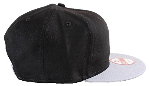 ERA Black OAKLAND RAIDERS A NFL hombre Grey para Negro de COTTON béisbol Gorra BLOCK NEW FCCwOq5