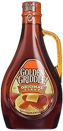 Golden Griddle Syrup 24oz - [Pack of 3]