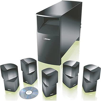 Review BOSE Acoustimass 10 Series