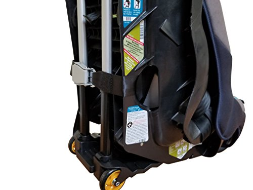 This Airport Car Seat Mover Is Strong Enough To Carry Up 70 Pounds Of Weight So Itll Handle Any Size Child And