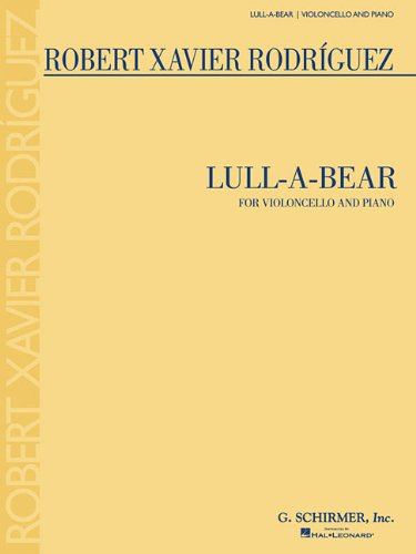 Lull-a-bear: for Violoncello and Piano pdf