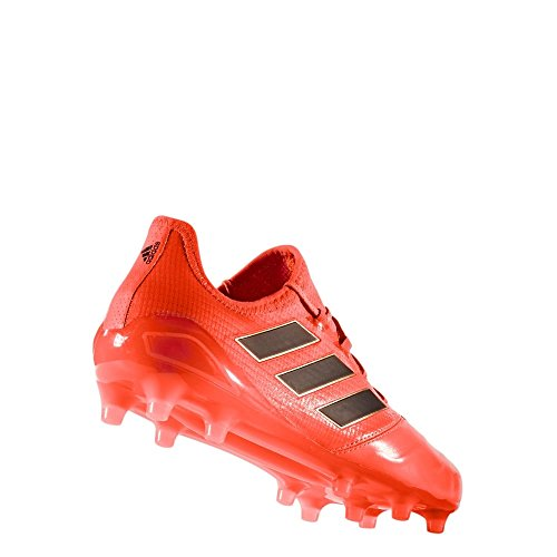 nbsp;Firm Cuero Botas Ground de Adidas 17 1 naranja Ace qnFt6