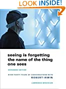 #10: Seeing Is Forgetting the Name of the Thing One Sees: Expanded Edition