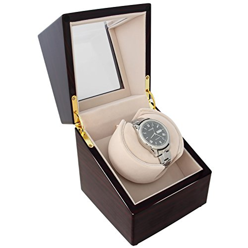 Review [Upgrades]CHIYODA Single Watch Winder