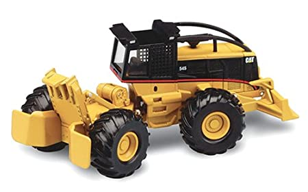 Amazon com: 1/50 CAT 545 Cable Skidder NRS55072: Toys & Games