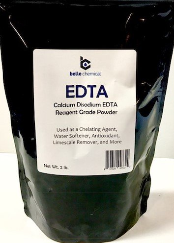 EDTA Disodium Powder (2 Pounds)