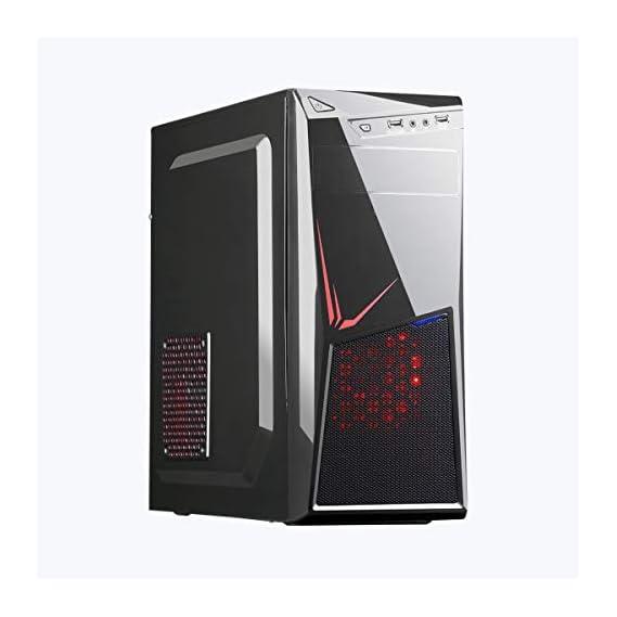 (Renewed) Dell Optiplex 790 Desktop (Intel Core i3 2100 3.1 Ghz, 4 GB RAM/ 500 GB HDD/ Windows 10, MS Office/Intel Q65