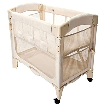 15ab80553fd Amazon.com   Arm s Reach Concepts Co-Sleeper Bassinet Mini Arc ...