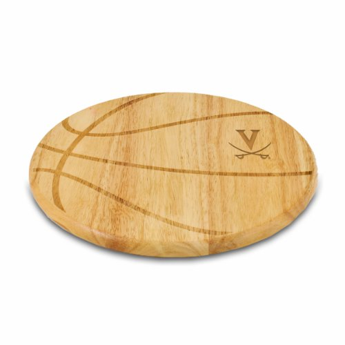 NCAA Virginia Cavaliers Free Throw 12-1/2-Inch Cutting Board