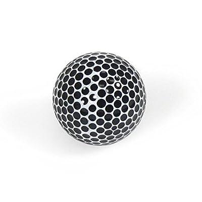 Golf Balls, Nitro Novelty Sphere Assorted Colors, 3 Pack