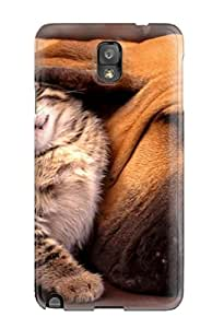 Best High-quality Durability Case For Galaxy Note 3(cat And Dog) 7593192K16153858