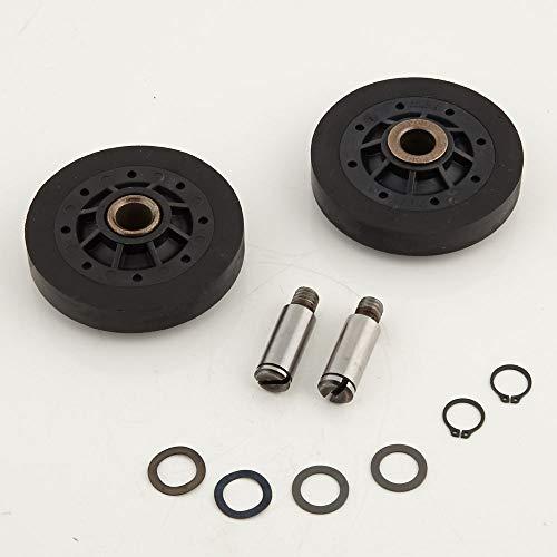Speed Queen RB170002 Dryer Drum Support Roller Kit Genuine Original Equipment Manufacturer (OEM) Part
