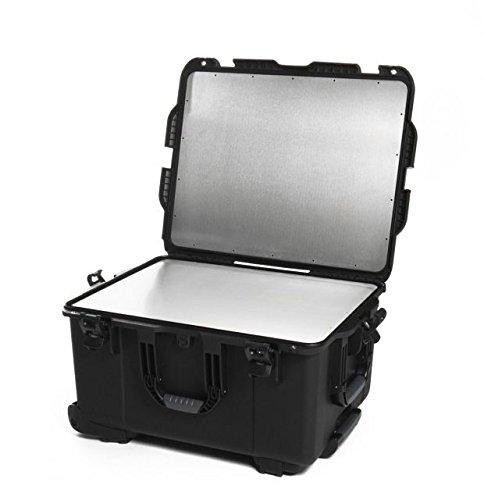 Nanuk Waterproof Bezel Kits for the 960 Nanuk Hard Case - Base - 960-PANEL ALUM KIT (BASE)