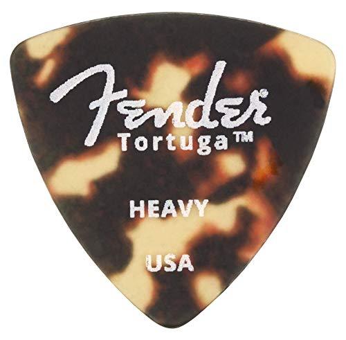 Fender Tortuga 346 Heavy Guitar Pick (6)