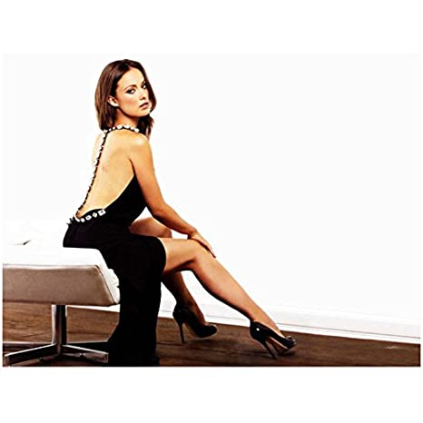 Olivia Wilde 8x10 Photo Rush In Time Tron Legacy House Wow Seated