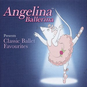 cd angelina ballerina