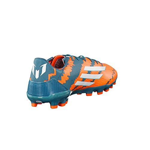 adidas Fussballschuhe Messi 10.1 AG 48 2/3 power teal f14/ftwr white/solar orange