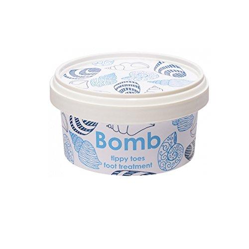 Bomb Cosmetics Tippy Toes Foot Treatment by Bomb Cosmetics