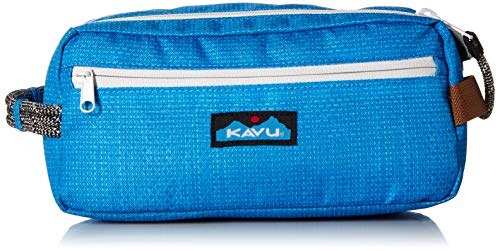 KAVU Women's Grizzly Kit Outdoor Backpacks, One Size, Blue Tarp