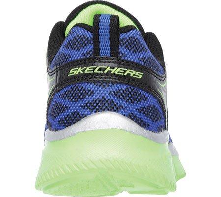 Skechers Equalizer Quick Track - Zapatillas para niños negro (negro)