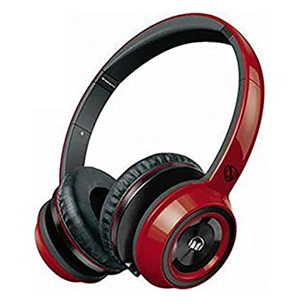 1d3772acc3a Image Unavailable. Image not available for. Color: Monster NTUNE On-Ear  Headphones ...