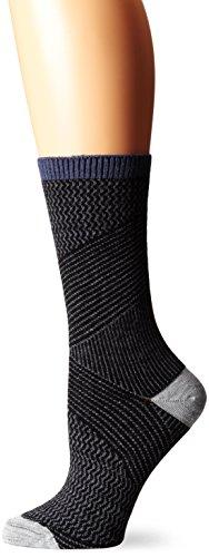Sockwell/Goodhew Women's It's a Wrap Socks, Black, Small/Medium