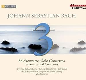 J.S. Bach: Solo Concertos