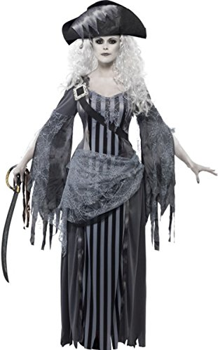 Ghost Ship Pirate Costume Ladies (Ghost Ship Princess Costume Small)