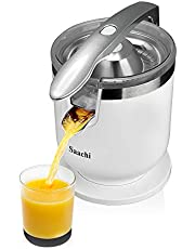 Saachi Citrus Juicer NL-CJ-4072-WH With Stainless Steel Filter, white
