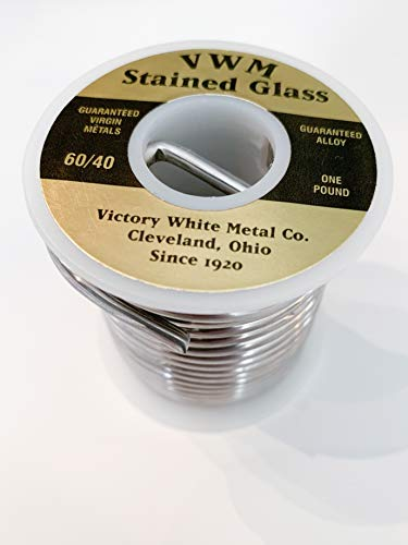 Victory White Metal Stained