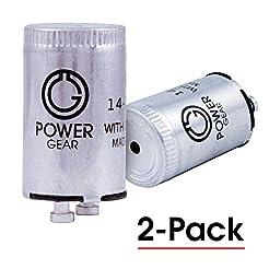 Power Gear Fluorescent Starter, FS-2, St...