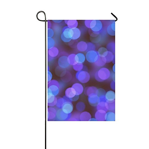 YIJIEVE Home Decorative Outdoor Double Sided Blur Bokeh Out