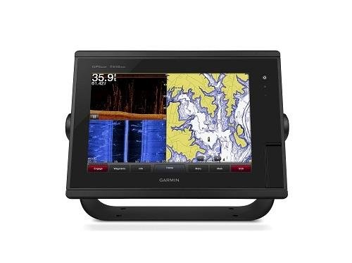 Garmin International GAR0100130603 GPSmap7610xsv Combo Bluechart G2 & Lakevu HD US