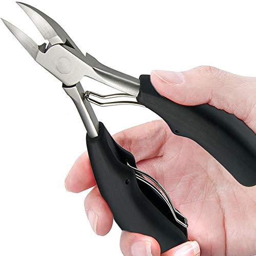 - Heavy Duty Toe Nail Clippers Toenail Clippers for Thick Nails Toenails for Seniors Men