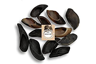 HDP Large Hooves Naturals Made in USA by HDP