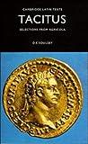Tacitus, Cornelius Tacitus, 0521203082