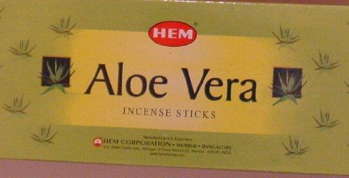 Aloe Vera Gram Tubes Incense
