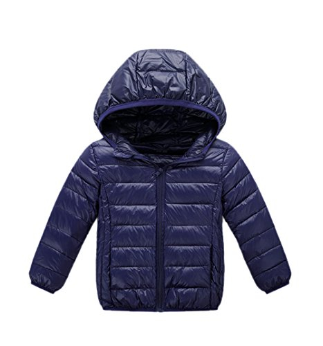 Boys Lemonkids;® Anoraks Lightweight Children Navy Down Chic Jacket Black Girls Winter fxC5Uwx6q