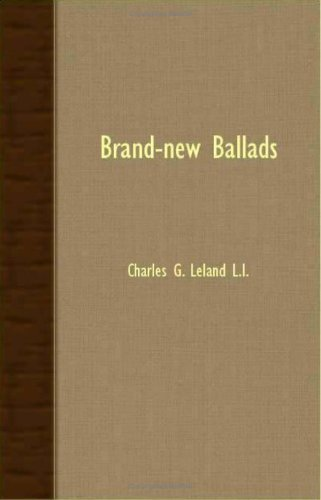 Read Online Brand-New Ballads ebook