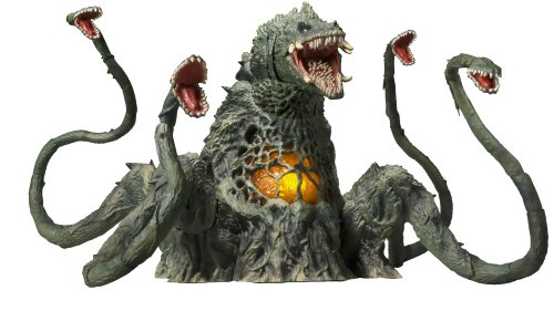 Bandai Tamashii Nations S.H. Monster Arts Biollante Action Figure